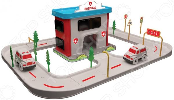 Игровой набор Terides «Больница»