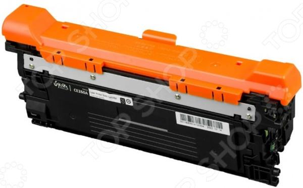 Картридж Sakura CE260A для HP Color LaserJet CP4020/4025/4520/4525 картридж для принтера hp color laserjet c9701a cyan