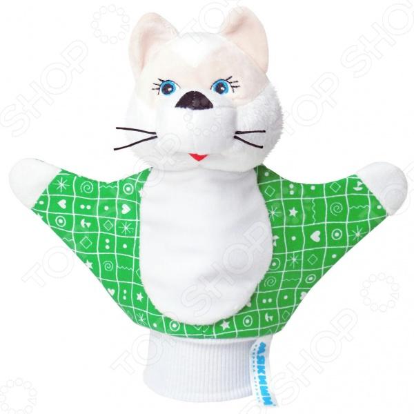 Игрушка-рукавичка Мякиши «Котенок». В ассортименте