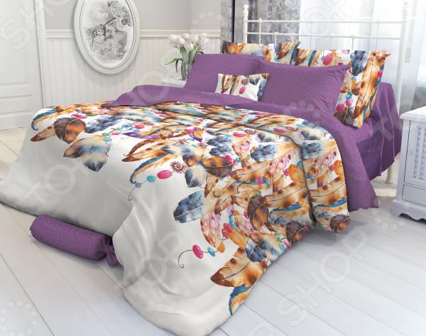 Zakazat.ru: Комплект постельного белья Verossa Constante Indigo. 1,5-спальный