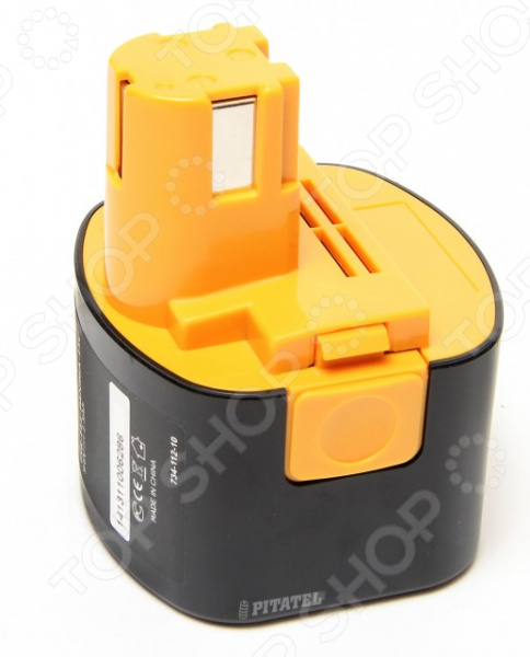 Батарея аккумуляторная Pitatel TSB-161-PAN96A-15C pitatel 1 5ah 12v 2607335262 2607335274 2607335374 2607335709 tsb 048 bos12a 15c for bosch дополнительный аккумулятор