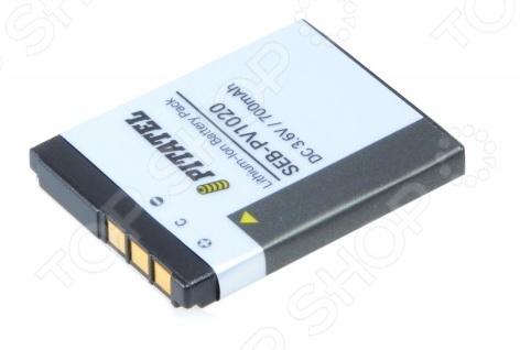 Аккумулятор для камеры Pitatel SEB-PV1020 аккумуляторы для цифровых фото и видео камер sony np bg1 dsc h50 h55 hx30 10 h70 w290 w210w220