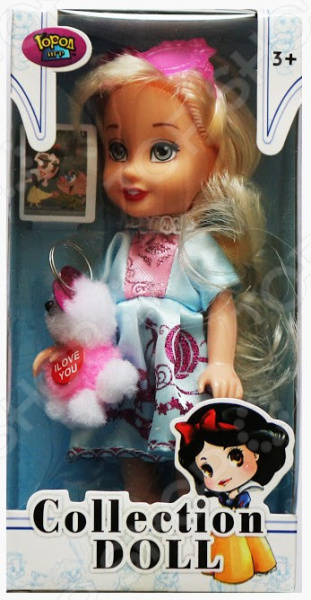 Кукла Город игр «Виктория»