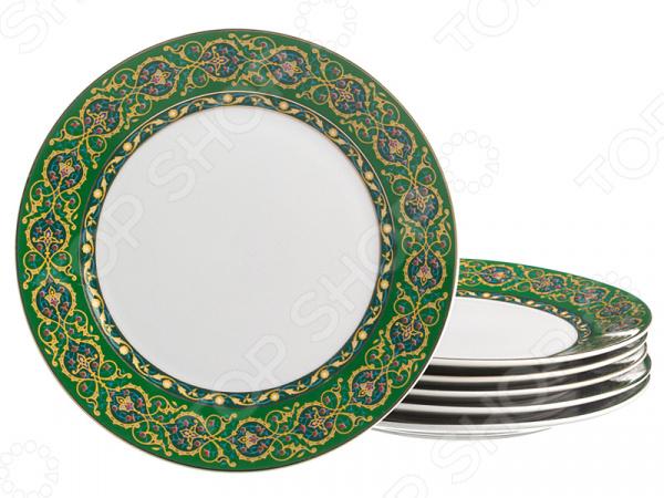 Набор тарелок Lefard 55-2963 тарелки