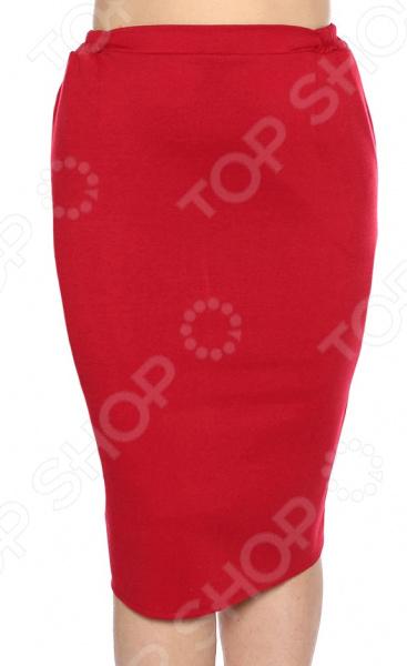 Юбка Pretty Woman «Кокетливость». Цвет: красный юбка alina assi цвет красный