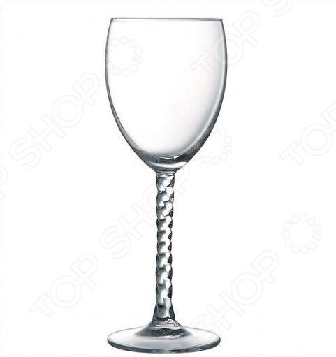 Набор фужеров для вина Luminarc Authentic набор бокалов luminarc набор фужеров authentic black luminarc 310мл 3 шт