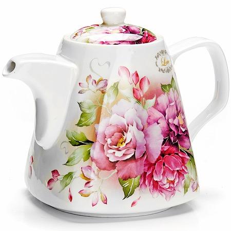 Купить Чайник заварочный Lorein LR-265 «Волшебные розы»