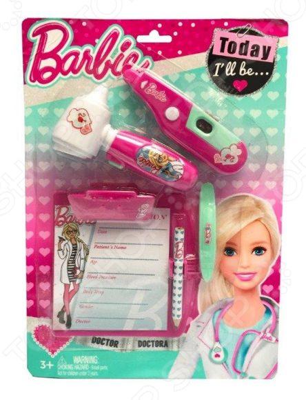 Игровой набор для ребенка Barbie «Юный доктор» 593576