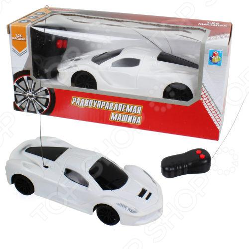 Машина на радиоуправлении 1 Toy «Спорткар 2» цена