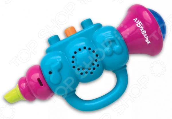Музыкальная игрушка Азбукварик «Дудочка»