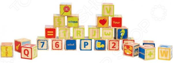Кубики Hape ABC