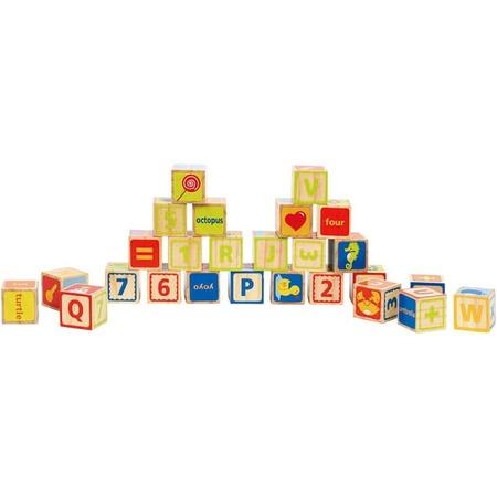 Купить Кубики Hape ABC