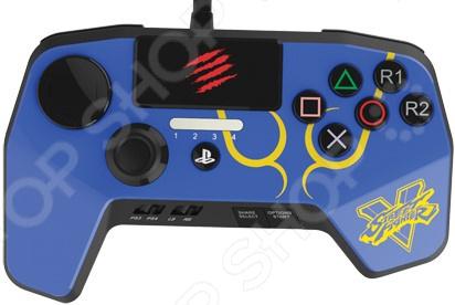 Геймпад аркадный Mad Catz Street Fighter V FightPad Pro - Chun Li для PS 4