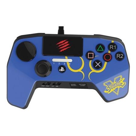 Купить Геймпад аркадный Mad Catz Street Fighter V FightPad Pro - Chun Li для PS 4