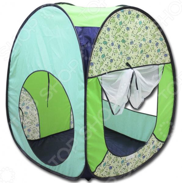 Палатка игровая BELON «Квадрат: Джунгли»
