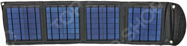 Фото - Панель солнечная WoodLand Mobile Power 12W плазменная панель