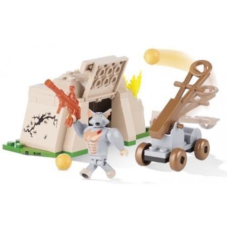 Купить Конструктор игровой Cobi «Месть короля крыс»