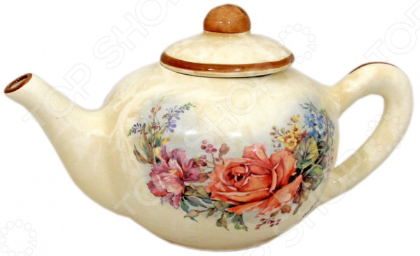 Чайник заварочный LCS «Элианто» LCS958TP-EL-AL банка для сыпучих продуктов сахар lcs элианто lcs670mls el al