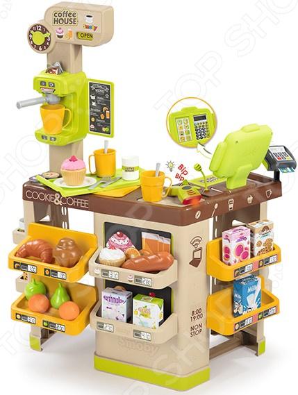 Игровой набор для ребенка Smoby Coffee House «Кофейня» bar coffee house stool
