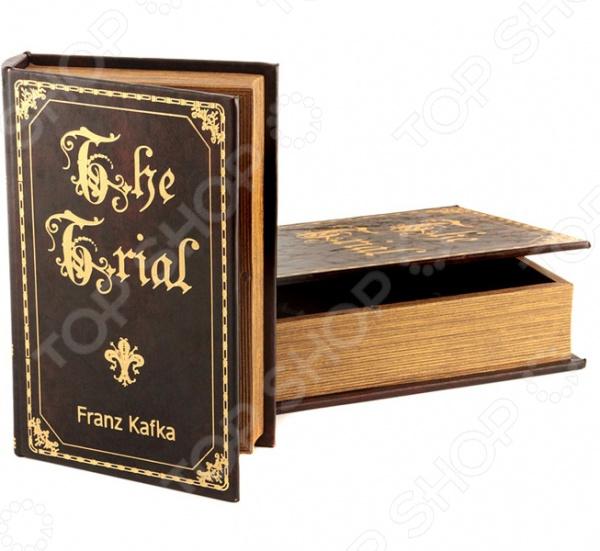 Набор шкатулок-книг 184-157 набор книг триумфатор