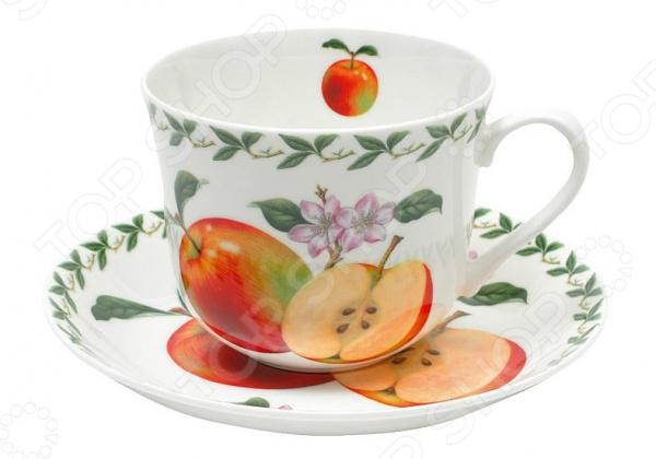 Чайная пара Maxwell&Williams «Яблоко»