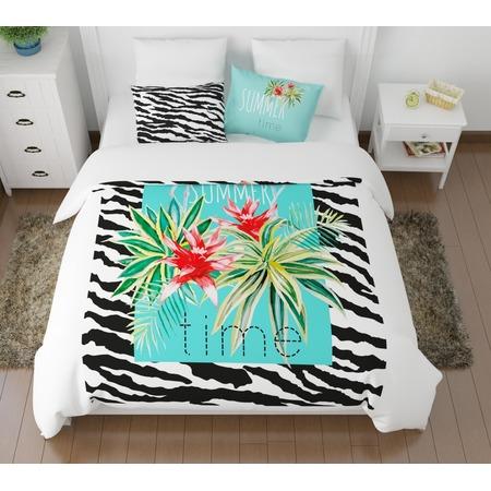Купить Комплект постельного белья Сирень «Яркое лето»