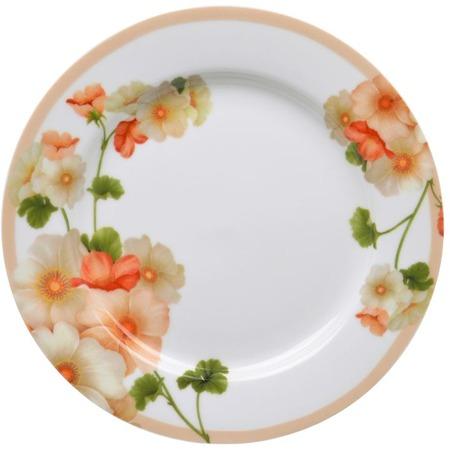 Купить Тарелка десертная Nanshan Porcelain «Мальва»