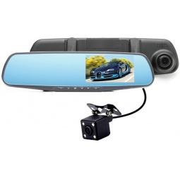 Видеорегистратор в зеркале заднего вида МО-922А Ah-154