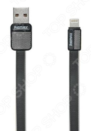 Кабель REMAX Platinum Lightning аксессуар remax usb lightning shell rc 040i для iphone 6 6 plus 1m white 14323