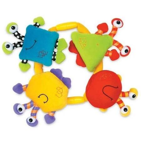 Купить Игрушка в кроватку Tolo Toys «Забавные фигурки»