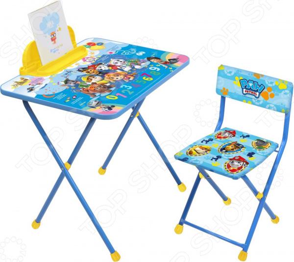 Набор мебели детский: стол и стул Ника «Щенячий патруль»