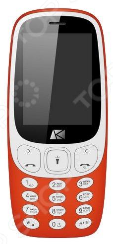 Мобильный телефон ARK Benefit U243 мобильный телефон ark u243 синий