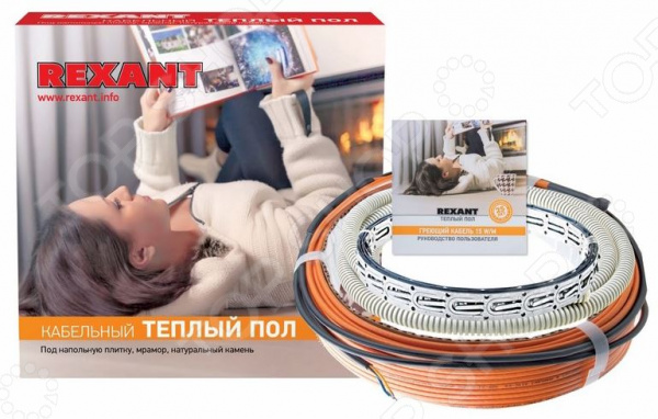 купить Теплый пол Rexant RND по цене 1850 рублей