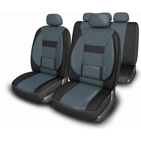 Купить Комплект чехлов на сиденья автомобиля SKYWAY Protect Plus-1