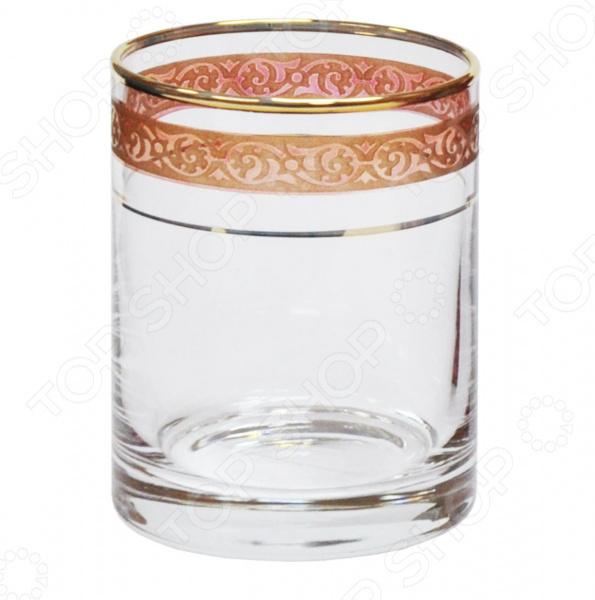 Набор стаканов для виски Гусь Хрустальный «Махараджа» набор бокалов для бренди гусь хрустальный кости