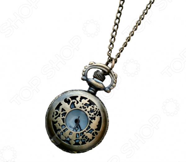 Кулон-часы Mitya Veselkov «Зазеркалье (мини)»