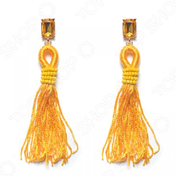 Серьги Bradex «Кисти» t400 ода к радости 2 фан катсуми серьги женские модели с овальными серьги оболочки