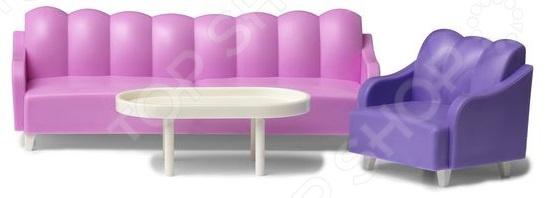 все цены на Мебель для куклы Lundby «Базовый набор для гостиной»