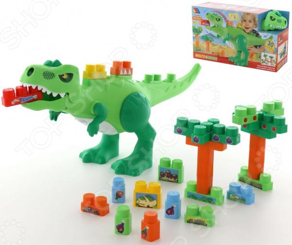 Игрушка-конструктор POLESIE «Динозавр»