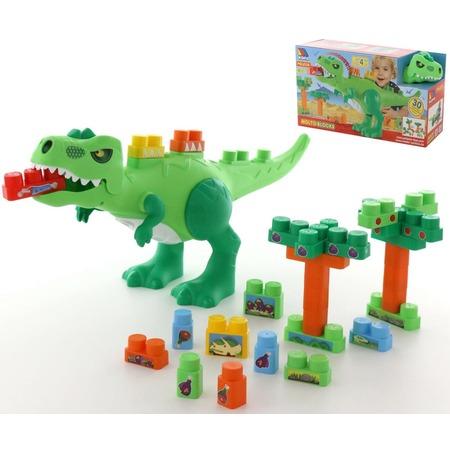 Купить Игрушка-конструктор POLESIE «Динозавр»