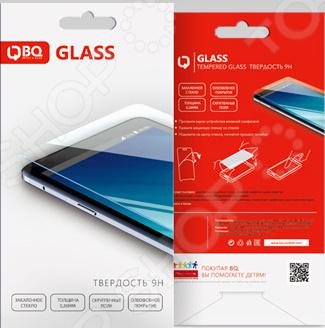 Стекло защитное BQ BQS-5030 Fresh защитное стекло для bq bqs 5030 fresh luxcase