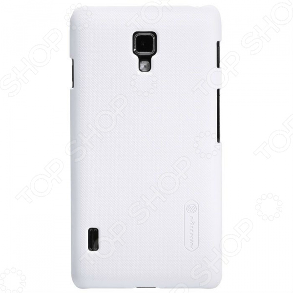 Чехол защитный Nillkin Super Frosted для LG Optimus F260S/F7 LTE LG Optimus F260S/Optimus F7 LTE