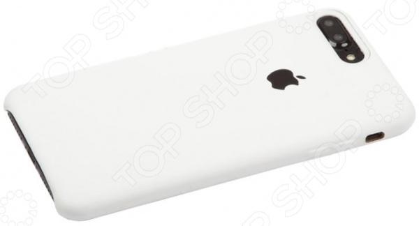 Чехол для телефона для iPhone 8 Plus/7 Plus чехол для apple iphone 8 7 silicone case white