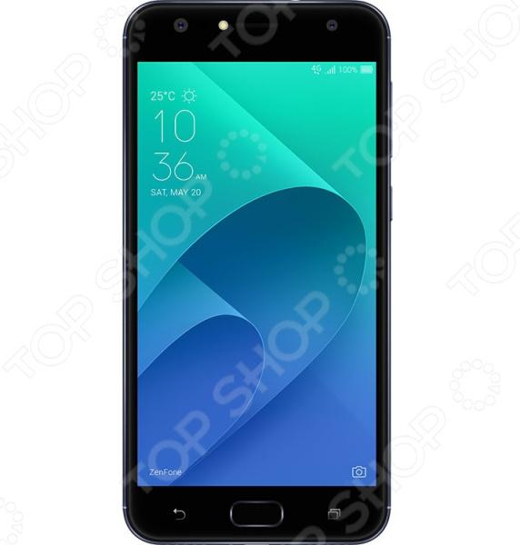 Смартфон Asus Zenfone 4 Selfie ZD553KL 64Gb чехол клип кейс df acase 42 для asus zenfone 4 selfie zd553kl live zb553kl прозрачный
