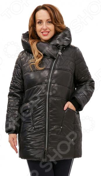 Куртка D`imma «Агата». Цвет: черный