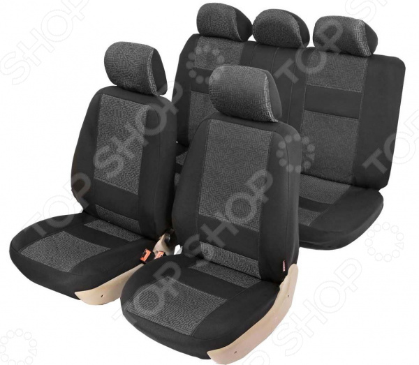 Набор чехлов для сидений Senator Kanzas