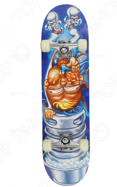 Скейтборд Action PWS-600