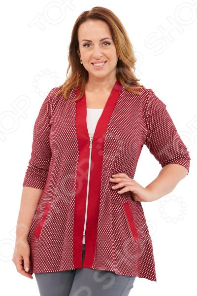 Кардиган Pretty Woman «Амбасадор». Цвет: красный