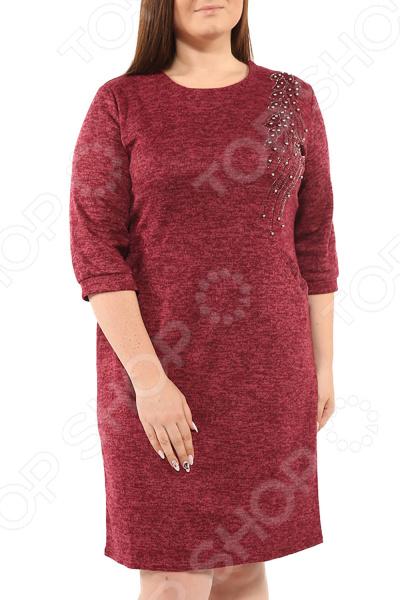 Платье LORICCI «Приятное прикосновение»