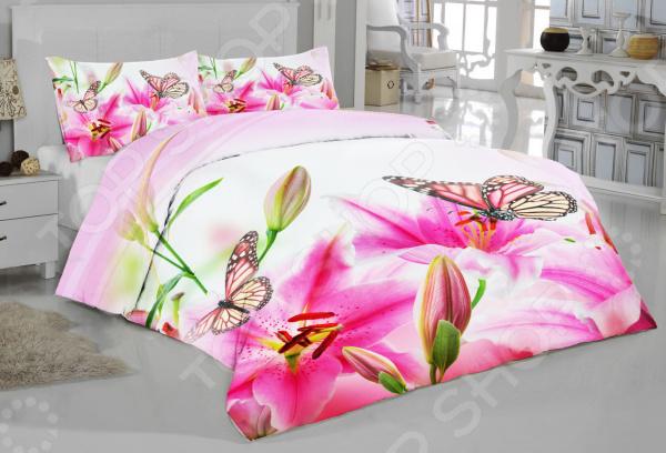 Комплект постельного белья ТамиТекс «Лилии»